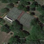 Tennis Courts-Google Earth